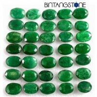 Wholesale Lot Emerald Brazil 20 pcs FREE ONGKIR