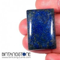 Natural Lapis Lazuli Africa Rectangle 57.85 Ct