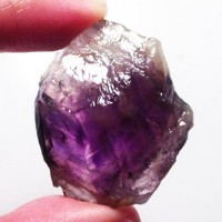 Amethyst Brazil Rough Natural Untreat Big Size 110.25 Ct ID362-7